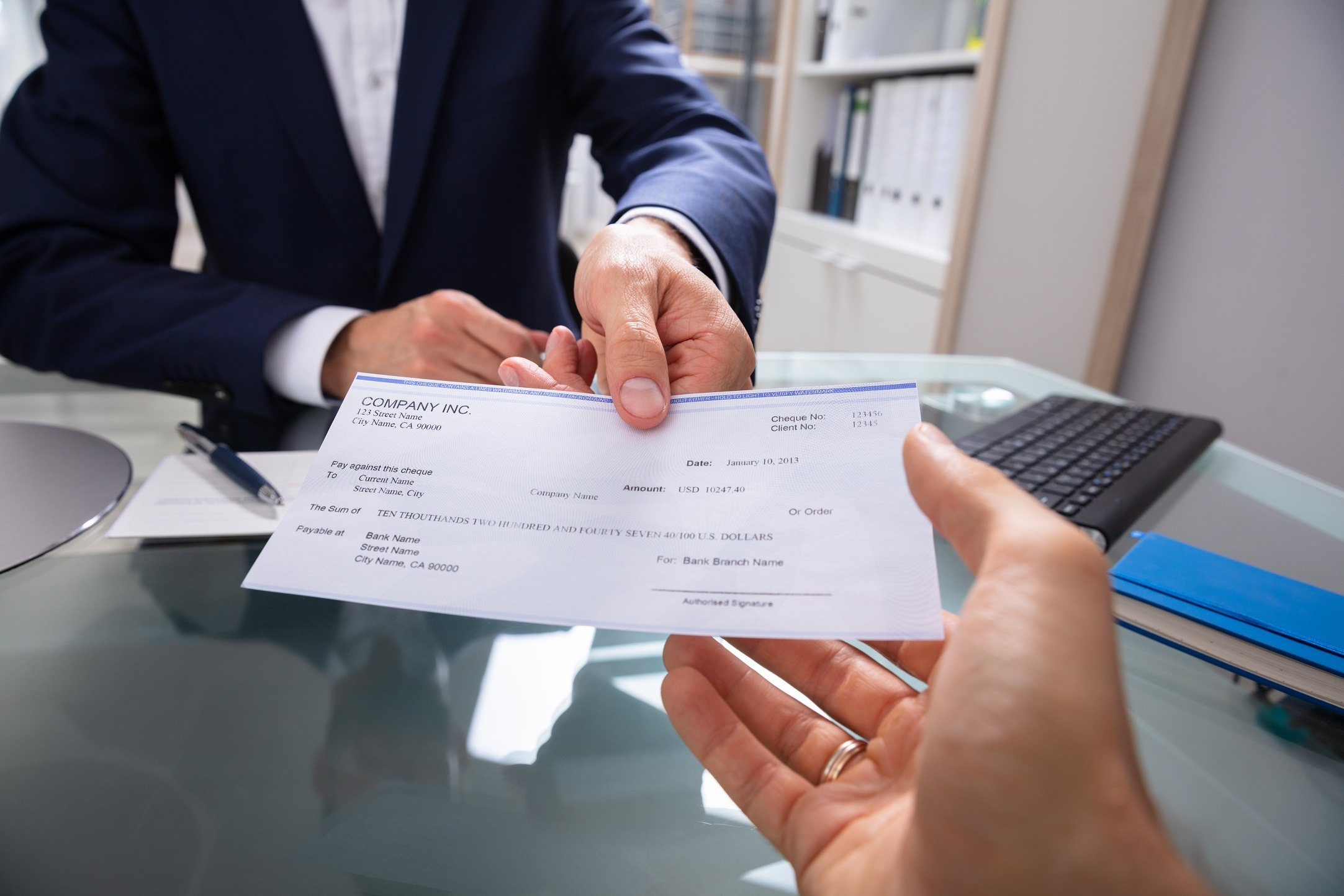 Employer Pay Requirements