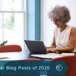 Most Popular Blog Posts of 2020 blog image